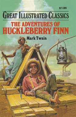 the life in the southern mississippi in the adventures of huckleberry finn by mark twain Huckleberry finn's adventures are broadly based on the author mark twain's  attempt to relive his past life and journeys on the mississippi.